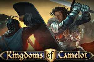 kingdoms of camelot logo