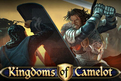 kingdoms of camelot logo