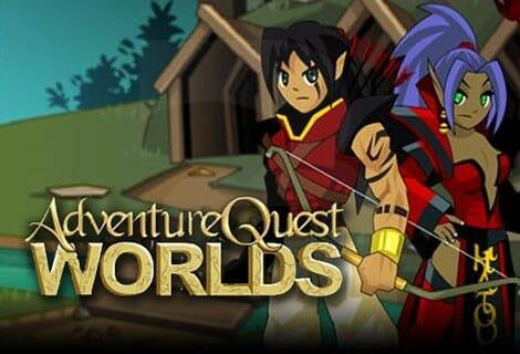 adventure quest logo
