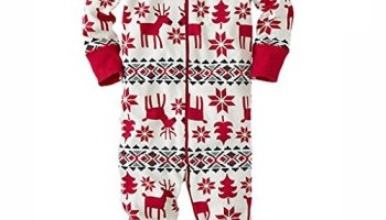 iPretty Family Matching Dad Mom Kid Baby Christmas Pajamas Xmas Homewear Sleepwear  Nightwear 91e00976d