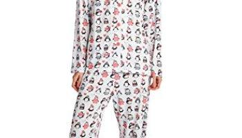 BHPJ By Bedhead Pajamas Women s Soft Knit Short Sleeve Pajama Shorts ... 735edeaca