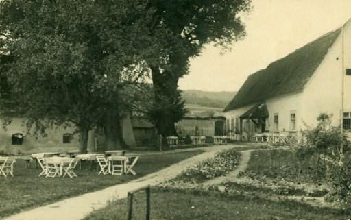 Objekt bývalej prachárne - turistická ubytovňa/výletná reštaurácia. iný pohľad
