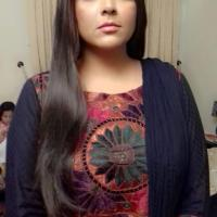 Pakistani drama actress Faiza Hasan
