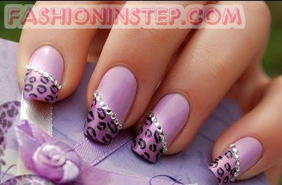 Simple Nail Art Designs For Beginners To Do At Home