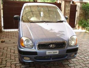 Hyundai Santro For Sale In Rawalpindi Pak4wheels Com