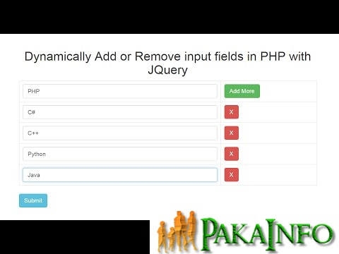 Append PHP HTML code using jQuery AJAX - Programming