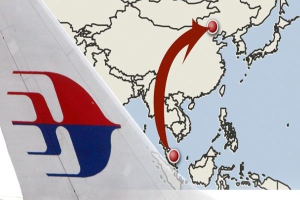 Seis hechos importantes que no están diciendo acerca perdieron Malaysia Airlines Vuelo 370