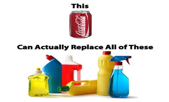 20 Usos Prácticos de Coca Cola - la prueba de que no tiene cabida en el cuerpo humano