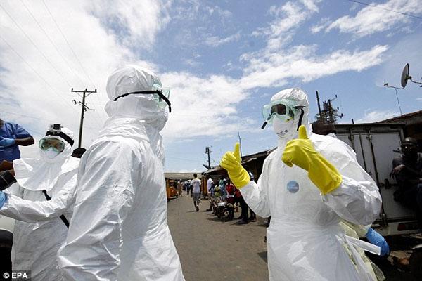 Mutant advertencia Ebola líder científico estadounidense advierte virus mortal ya está cambiando para ser más contagiosa