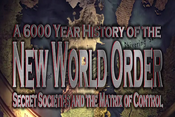 THE NEW WORLD ORDER – A 6000 Year History, which you will definitely want to know.