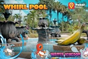 Paket Gathering Water Kingdom Full Day
