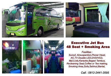 Executive Jet Bus 48 Seat