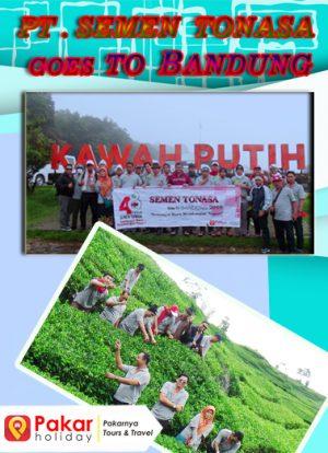 3 Hari 2 Malam Paket Wisata Tour Bandung