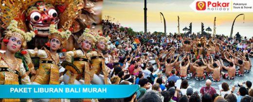 Paket Tour Bali Murah Dari Bandung