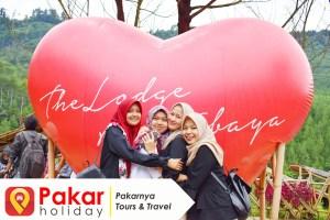 Paket Wisata Bandung Untuk 2 Orang