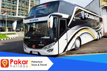 Agen PO Bus Bandung Murah 2019