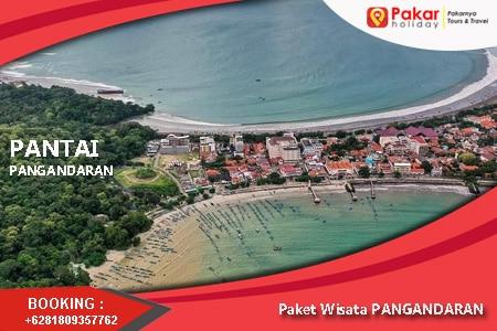 PAKET WISATA BANDUNG - PNGANDARAN 2021