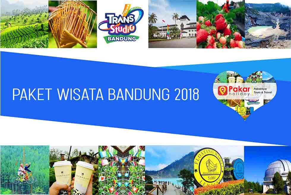 Paket Wisata Bandung Murah Keluarga Terbaru 2018