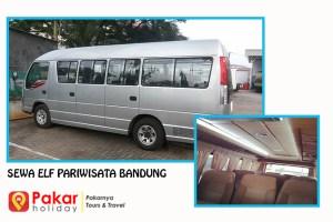 Harga Sewa Elf Pariwisata Bandung
