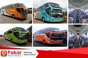 Daftar Harga Sewa Bus Bandung Murah 2019