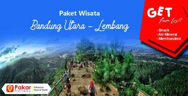 Paket Wisata Bandung Utara Lembang