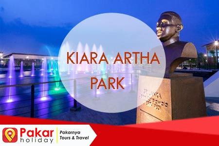 Kiara Artha Park – Taman Asia Afrika -Taman Korea