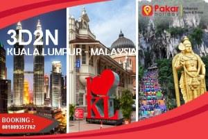 Paket Tour Wisata Malaysia Terbaru Termurah KL Genting 3D2N