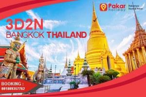 Paket Tour Bangkok Thailand Murah