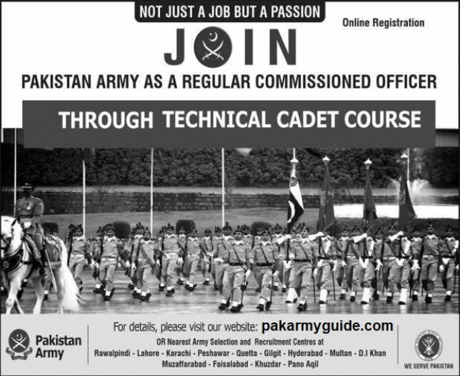 PAK ARMY TCC