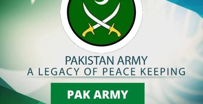 PAK Army Physical Test