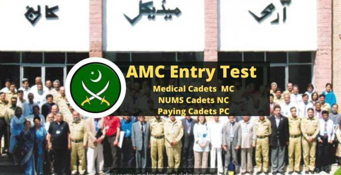 Medical Cadets MC Test