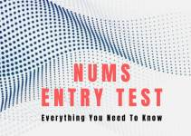 NUMS ENTRY TEST
