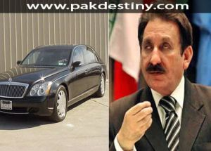 'Protocol-hungry'-Iftikhar-Chaudhry-contacts-top-PML-N-man-to-get-his-demand-done-pakdestiny-iftikhar-muhmmed-chaudhary-pmln