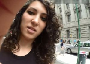 New York woman harassed 100 times in 10 hours