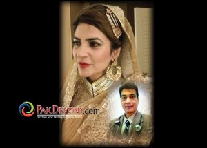 Dr Tanveer Zamani with husban Dr Tehsin Javed