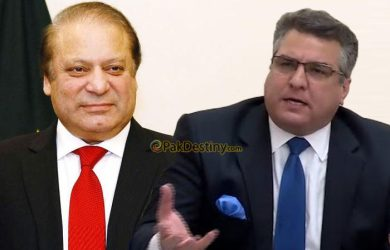 daniyal aziz,nawaz sharif