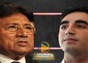 pervez musharraf bilawal challenge