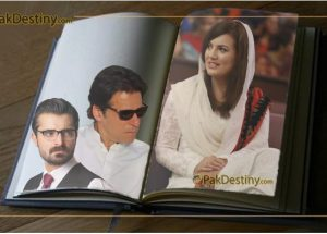 imran khan reham khan hamza abbasi and the book