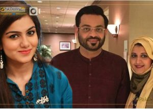 aamir liaquat admit second marriage tuba anwar