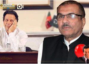 mujib shami praises imran khan