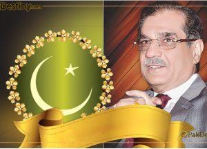 "Salute to The Chief Justice of Pakistan ""Mian Saqib Nisar"""