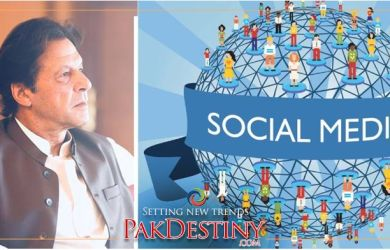 social media,imran khan,pti goverment