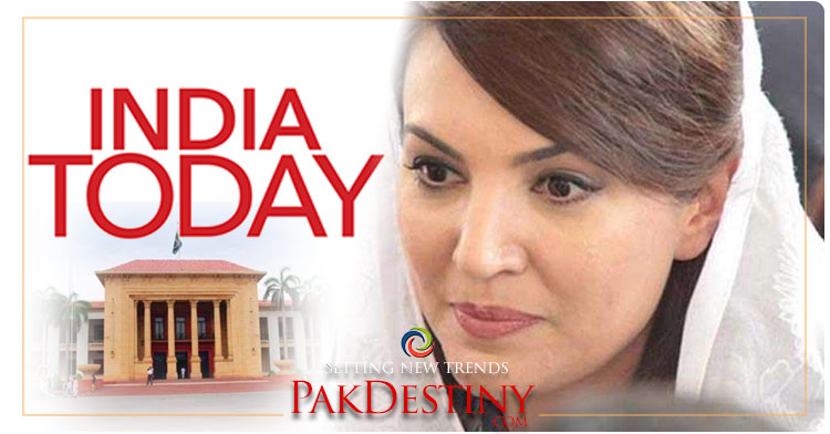 Reham in big trouble for speaking against Pakistan's interest on Indian media... PA moved to ban her entry in Pakistan