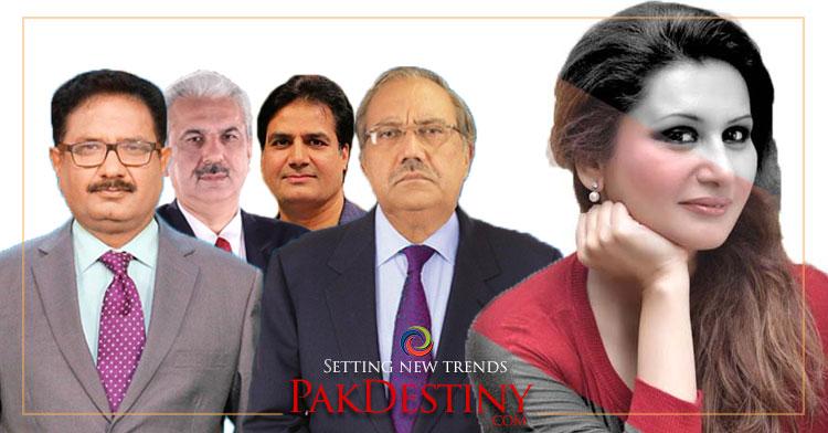 Four Pakistani anchors tender apology to Kulsoom Hai whom they had declared Shahbaz Sharif's fourth wife