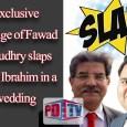 fawad slaps sami ibrahi excluse video