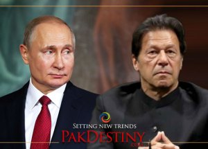 """""""Russia did not invite PM Khan to Economic Forum""""... PTI feels shame"""
