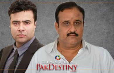 """Anchor Kamran Shahid's sufden change of heart for CM Buzdar who he earlier called """"puppet and illiterate"""""""