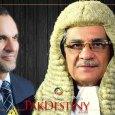 "Azam Swati remarks that Justice Saqib Nisar a ""small man"" stokes debate on social media"