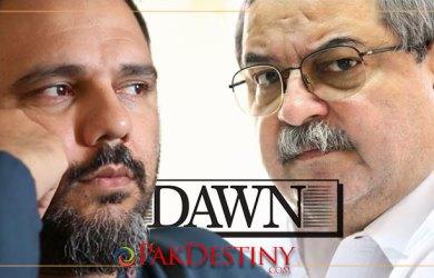 Jami-Haroon rape allegation saga --- where this to head