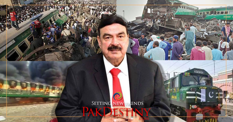 Railways Minister Sheikh Rashid should show a 'little shame' after receiving thrashing in court and resign
